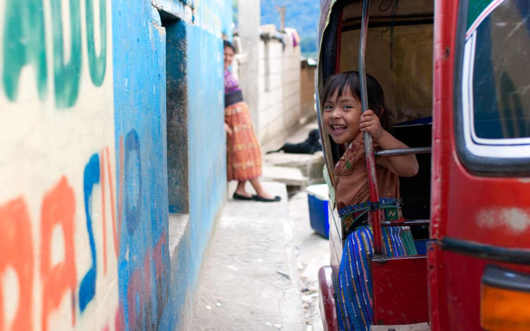Portraits of People in San Juan and San Pablo Guatemala