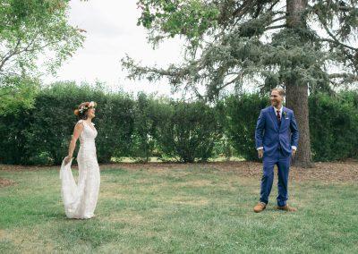 City Park Denver Wedding