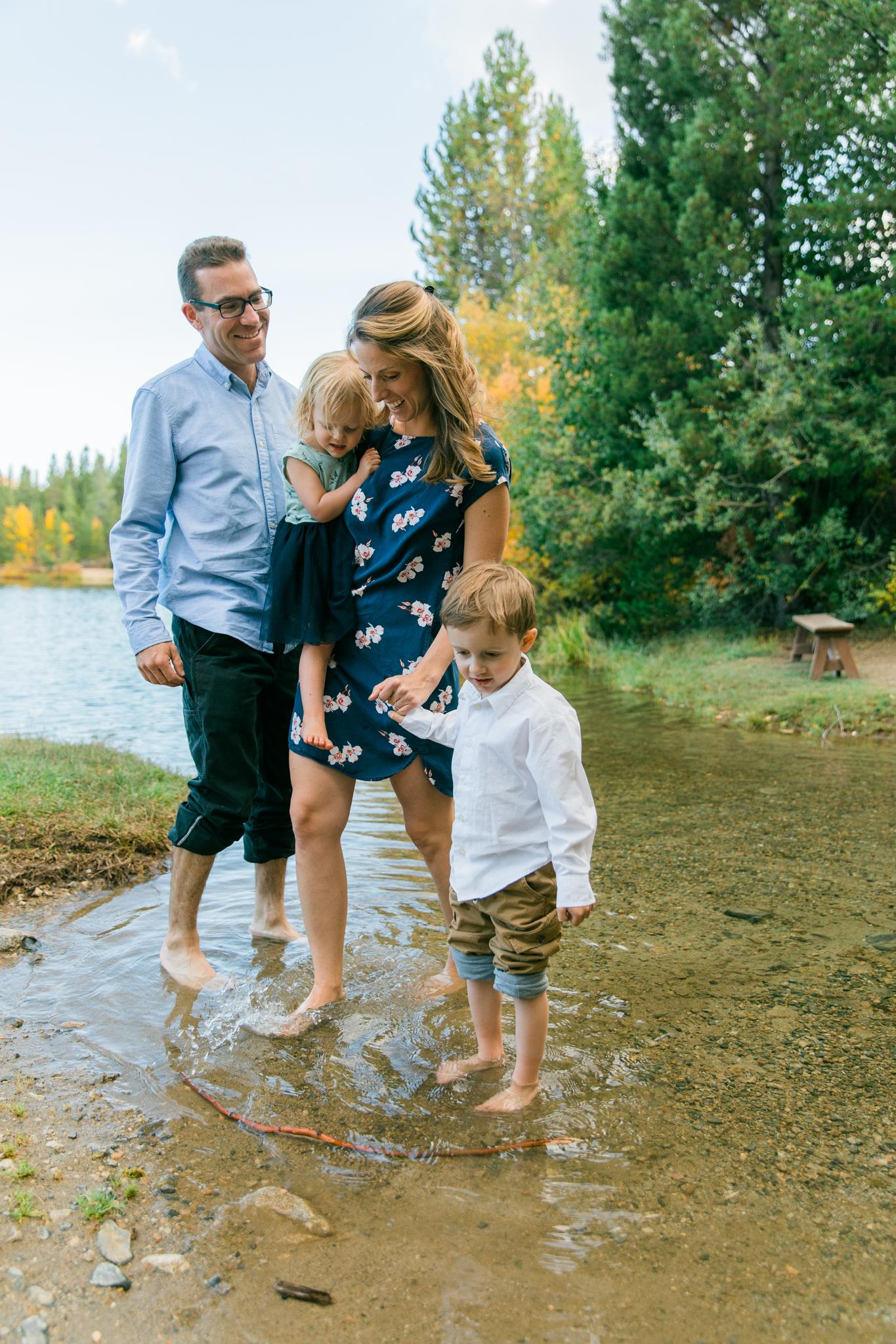 Flanagan Family Breckenridge, CO