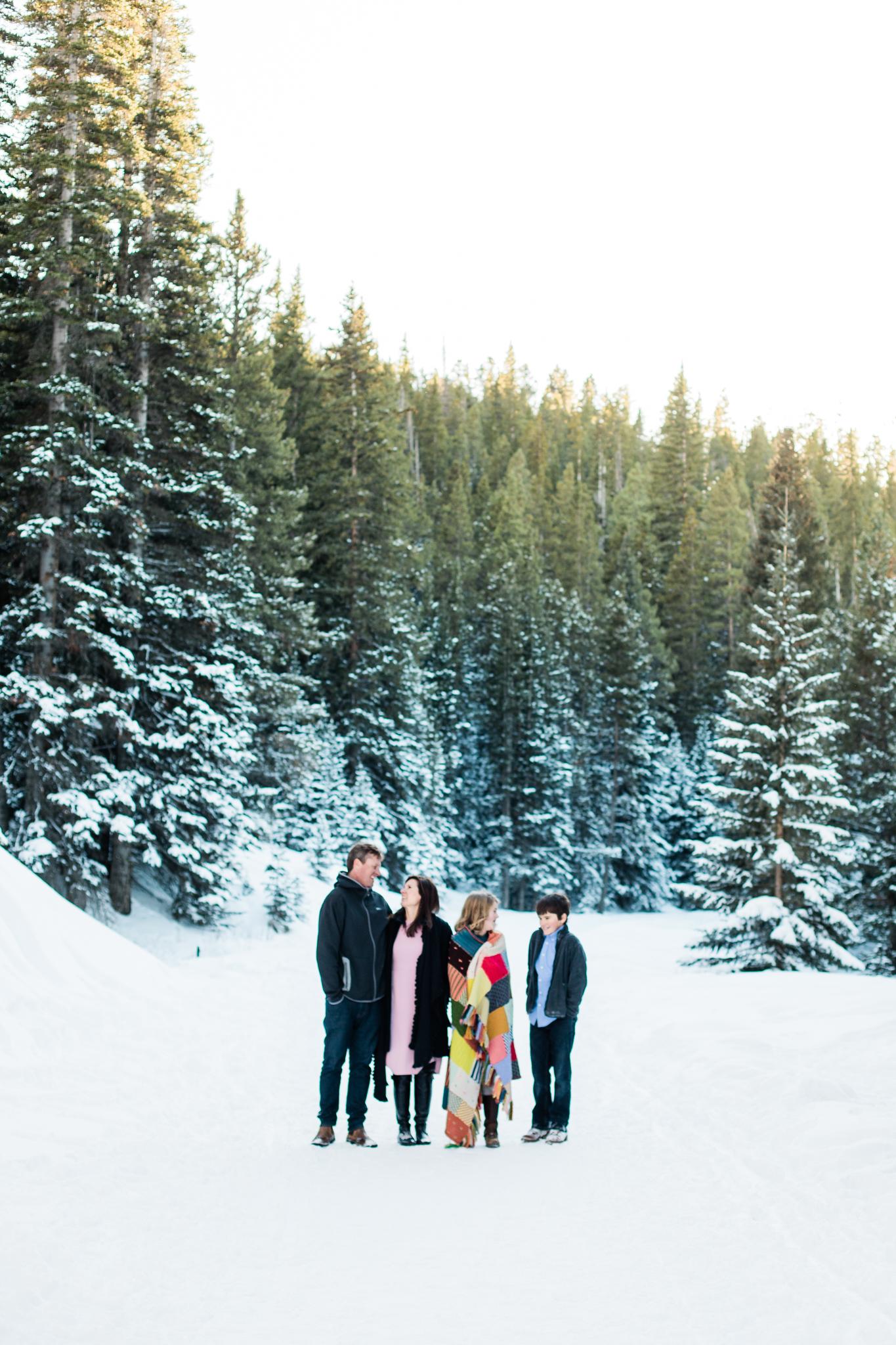 Hoffman Family Breckenridge, CO