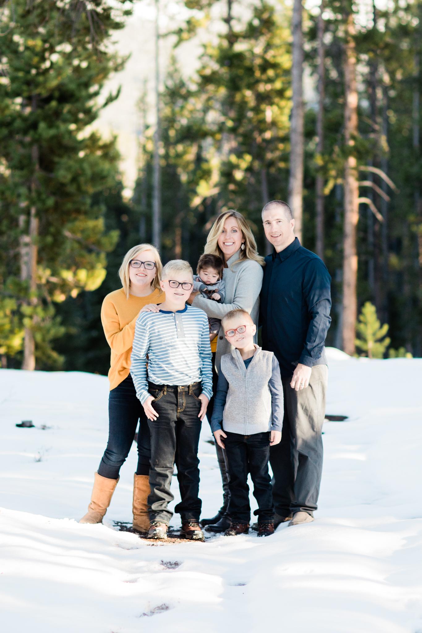 King Family Breckenridge, CO