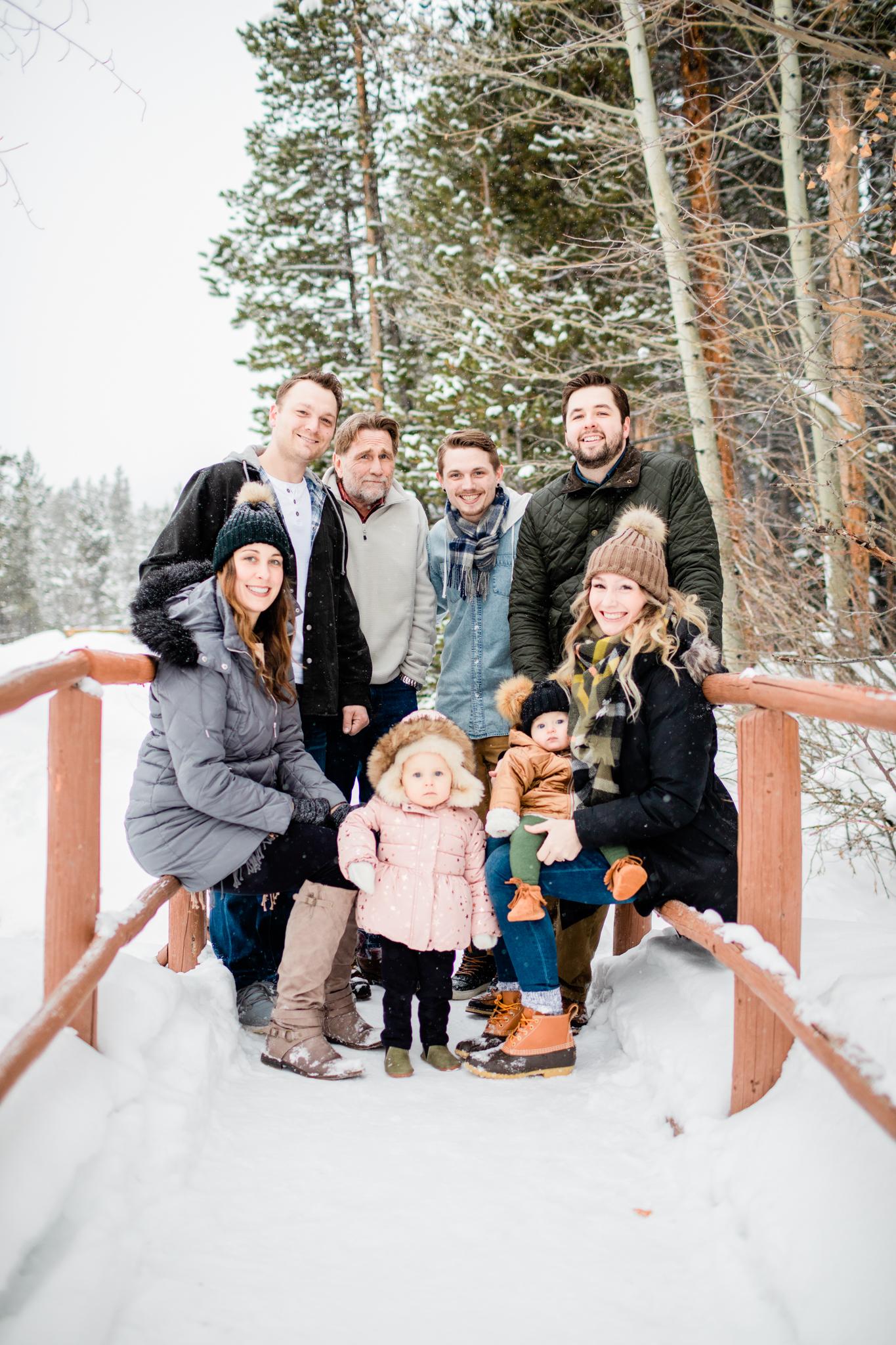 Kennedy Family Breckenridge, CO