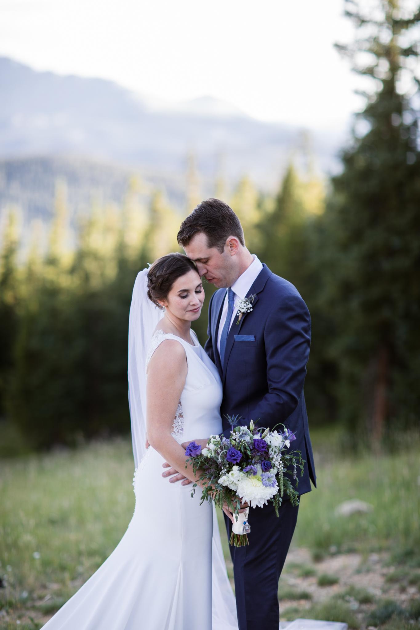 Marissa and Ryan Timber Ridge Lodge, Keystone