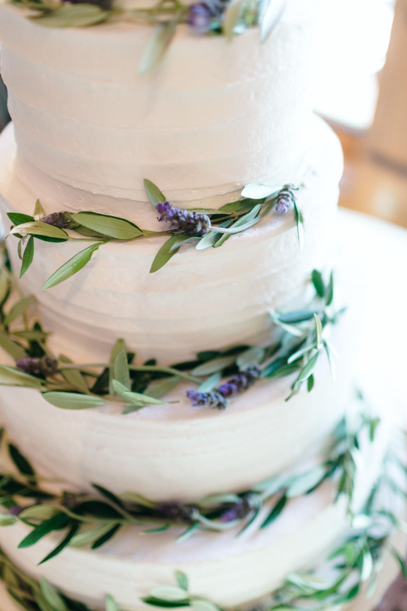 Timber Ridge Lodge Keystone Colorado Summer Wedding Cake