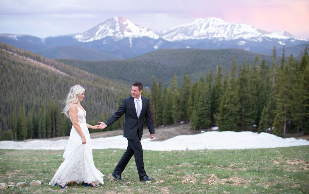 Timber Ridge Lodge Wedding Keystone Colorado