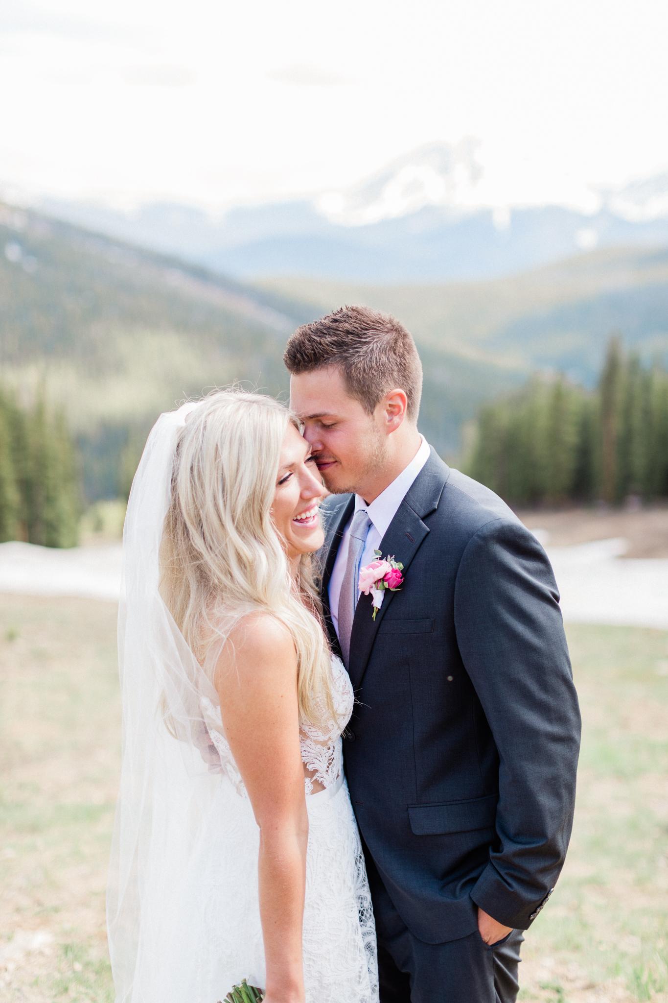 Timber Ridge Lodge Wedding Keystone Colorado