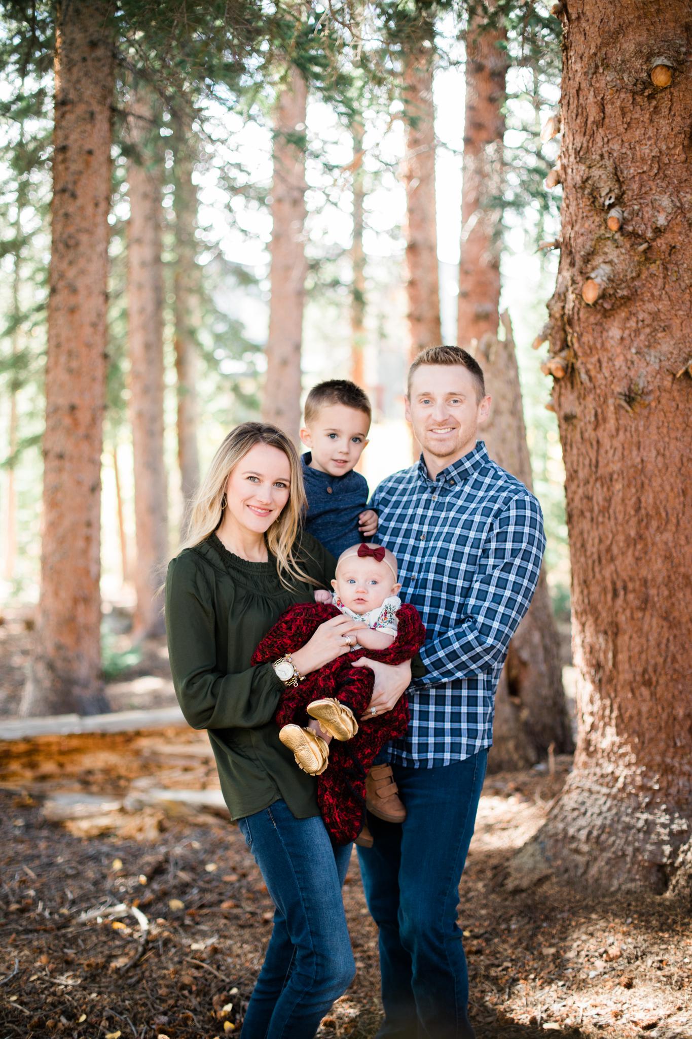 Trease Family Breckenridge, CO