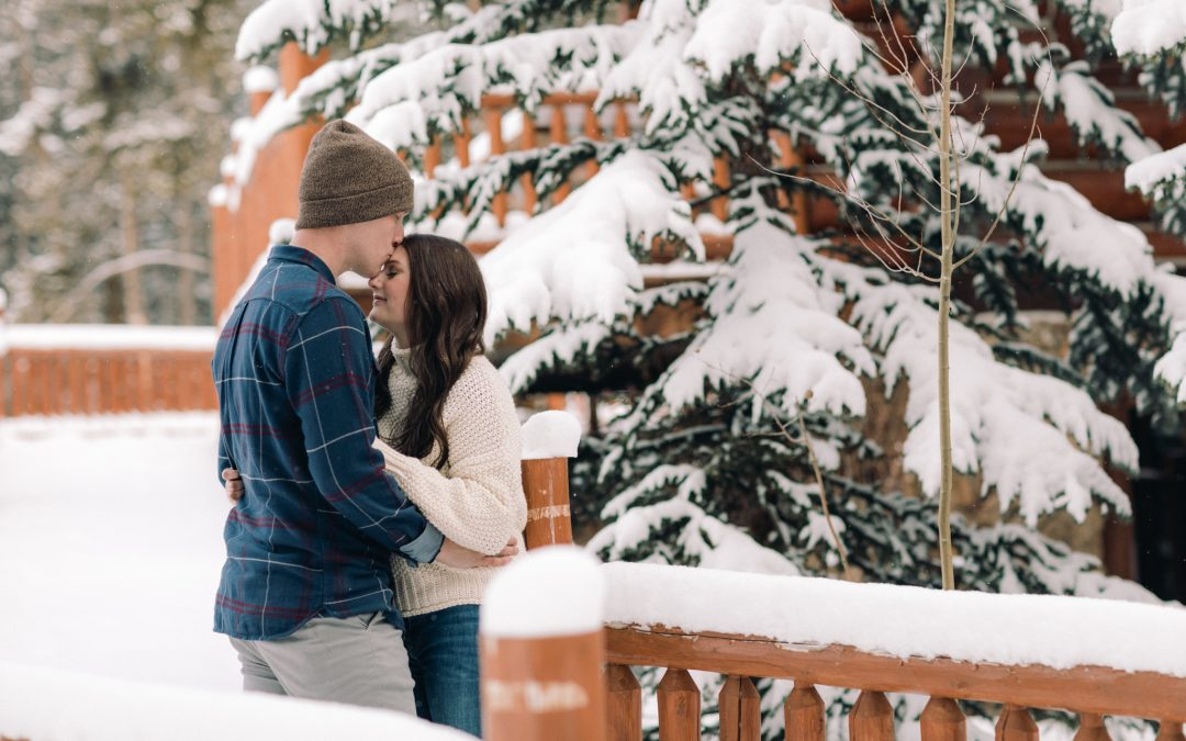 What to Know About Having a Snowy Photography Session