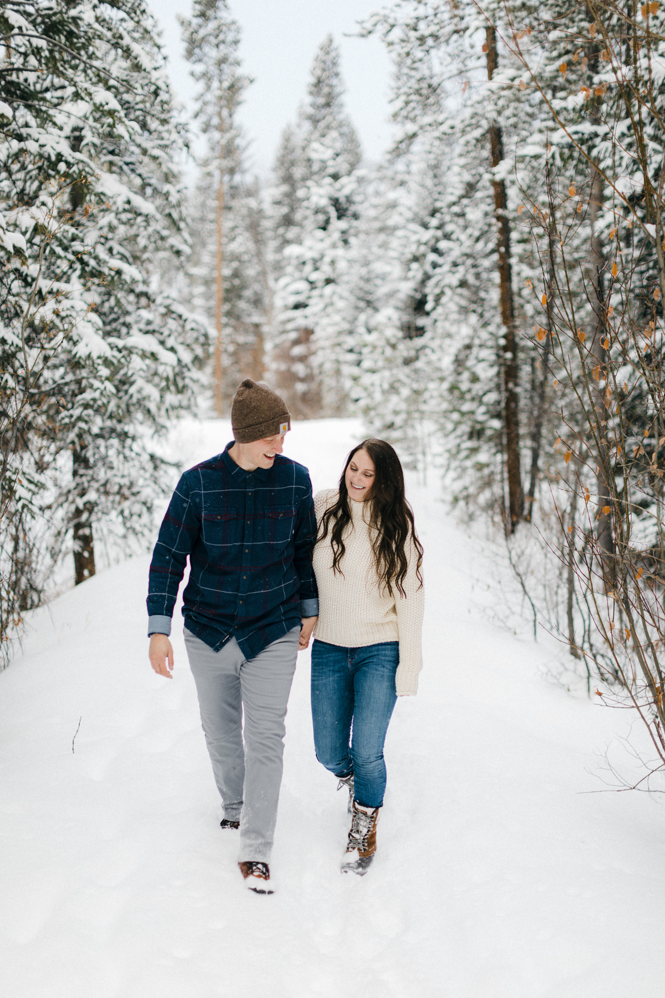 India_and_Matt_first_time_seeing_snow_Colorado-17