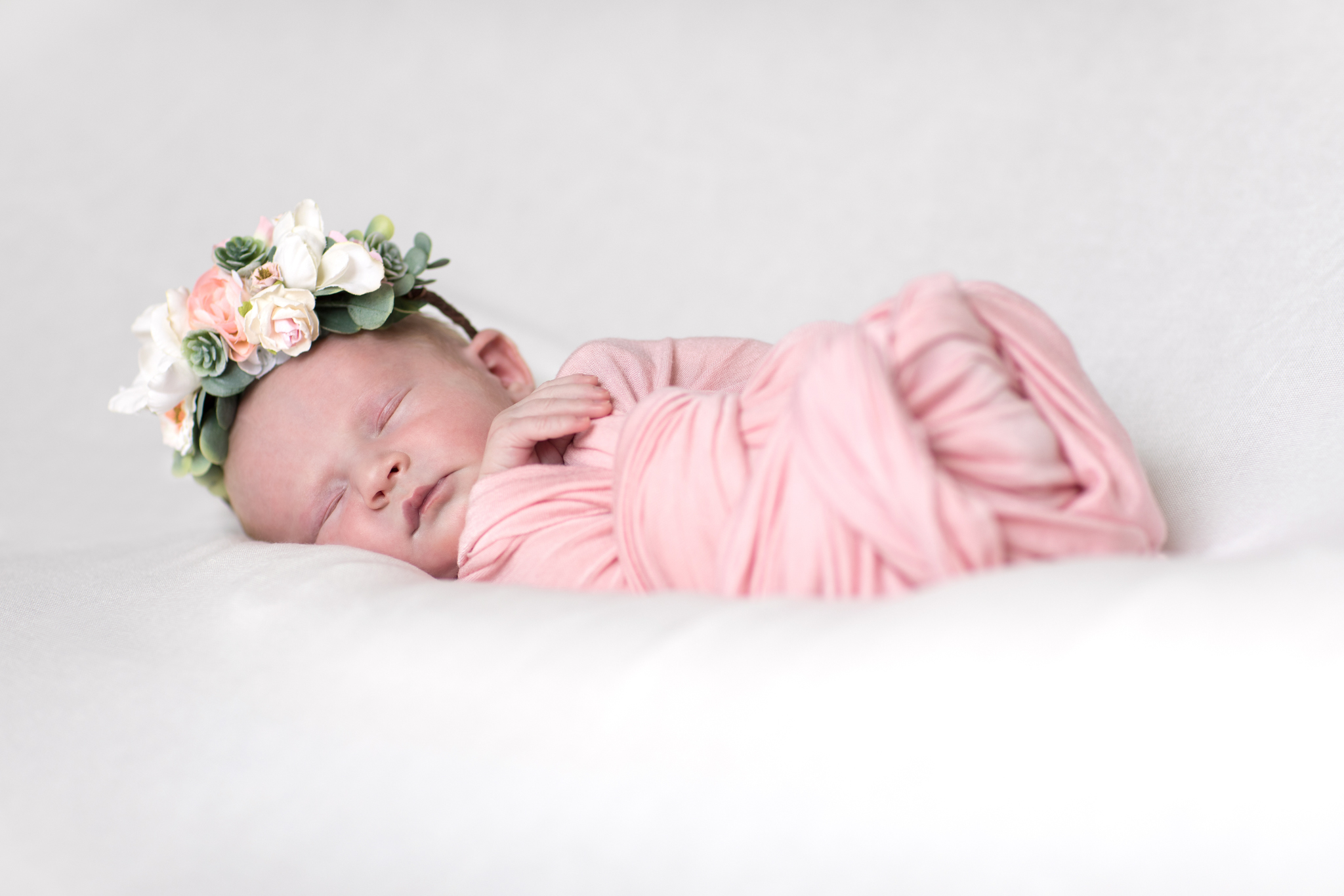 Savvy Newborn Photographer