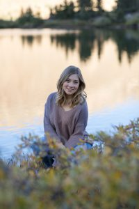 Ali Senior Session Keystone Loveland Pass