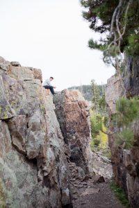Gabe Dalrymple Senior Photography Breckenridge Colorado