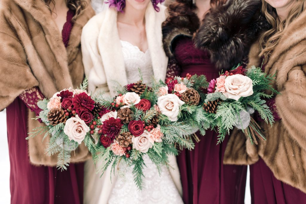 Breckenridge Florals by Petal and Bean