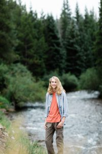 Sam Wescott Senior Photography Breckenridge Colorado