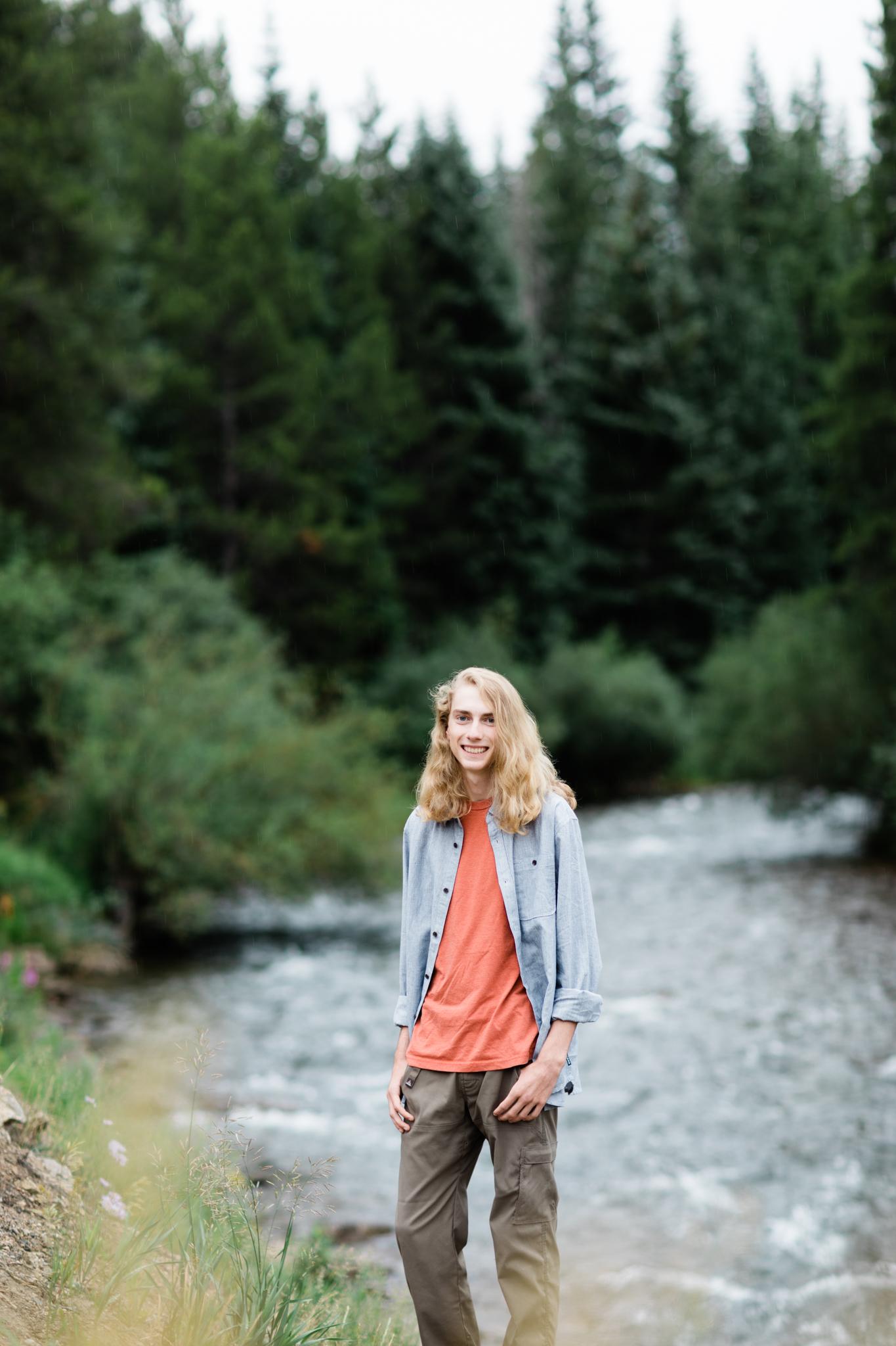 Sam W. Breckenridge, Colorado