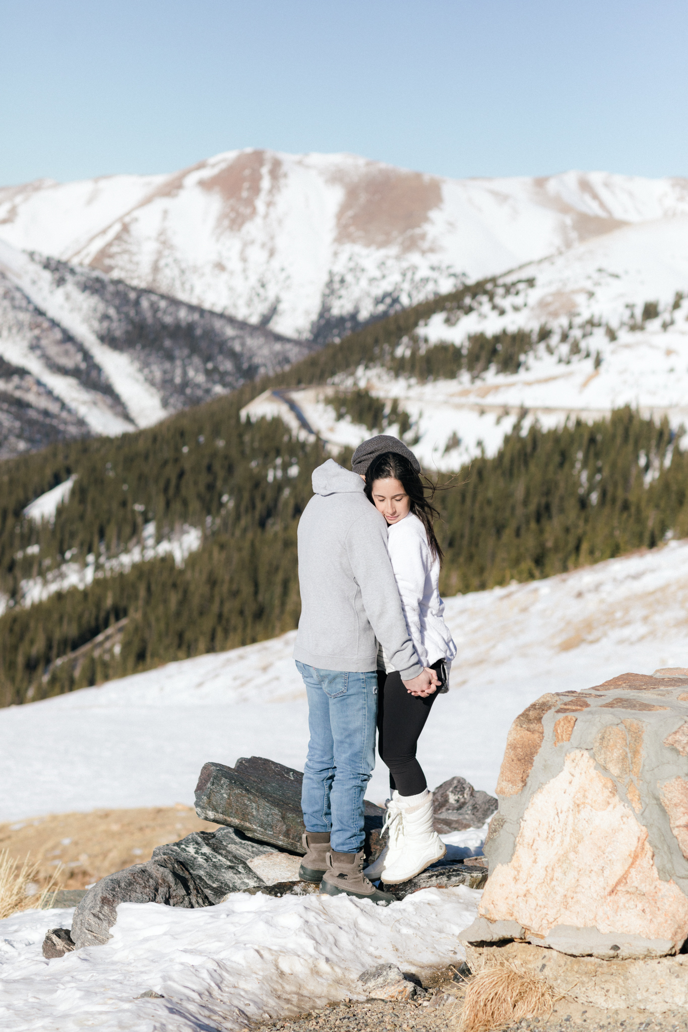 Bella and Connor Breckenridge, Colorado