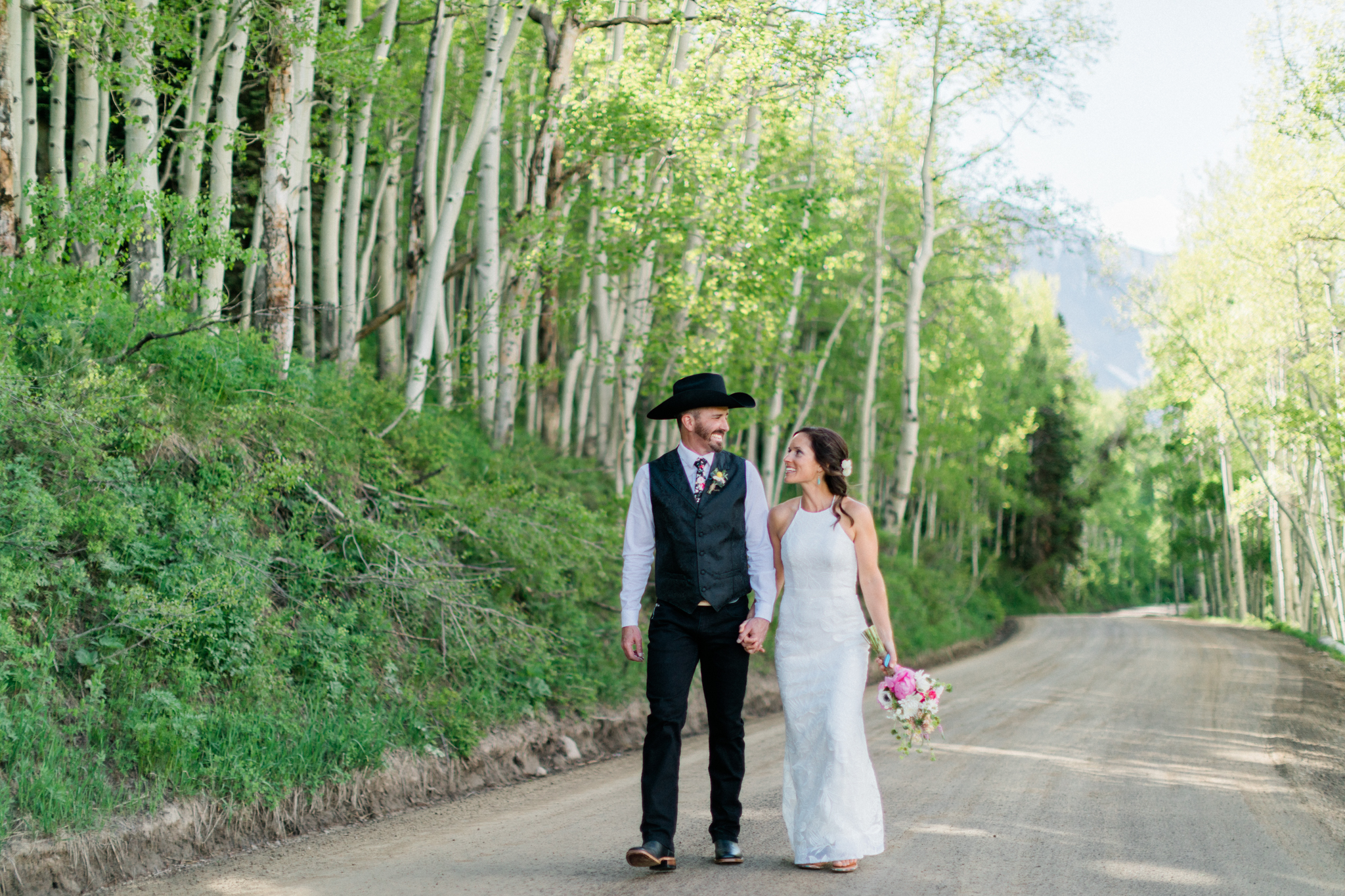 crested butte mountain wedding