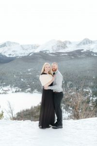 Gabbi and Bryan Breckenridge Engagement Photo Session