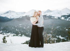 Gabbi and Bryan Breckenridge Engagement Photo Session