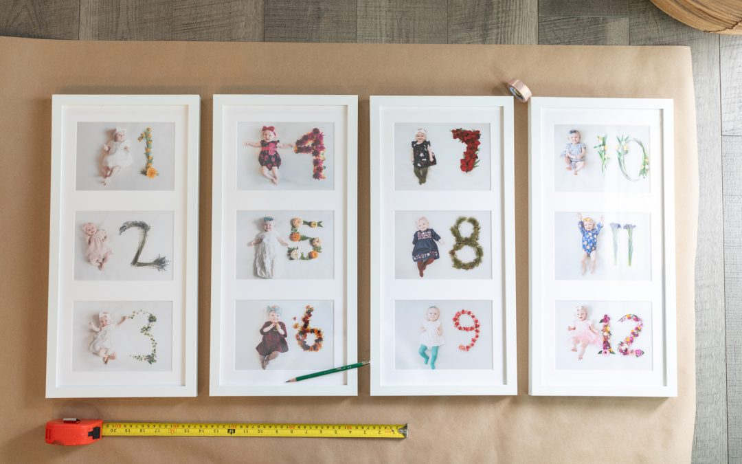 Five Easy Steps To Frame and Hang Family Photos