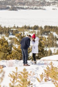 Tanner and Bryanna Breckenridge Proposal Photo Session