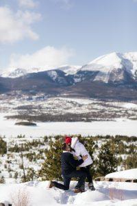 Tanner and Bryanna Breckenridge Proposal Photo Session
