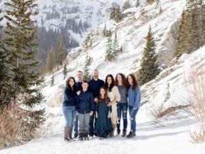 Breckenridge Family Portrait Photographer