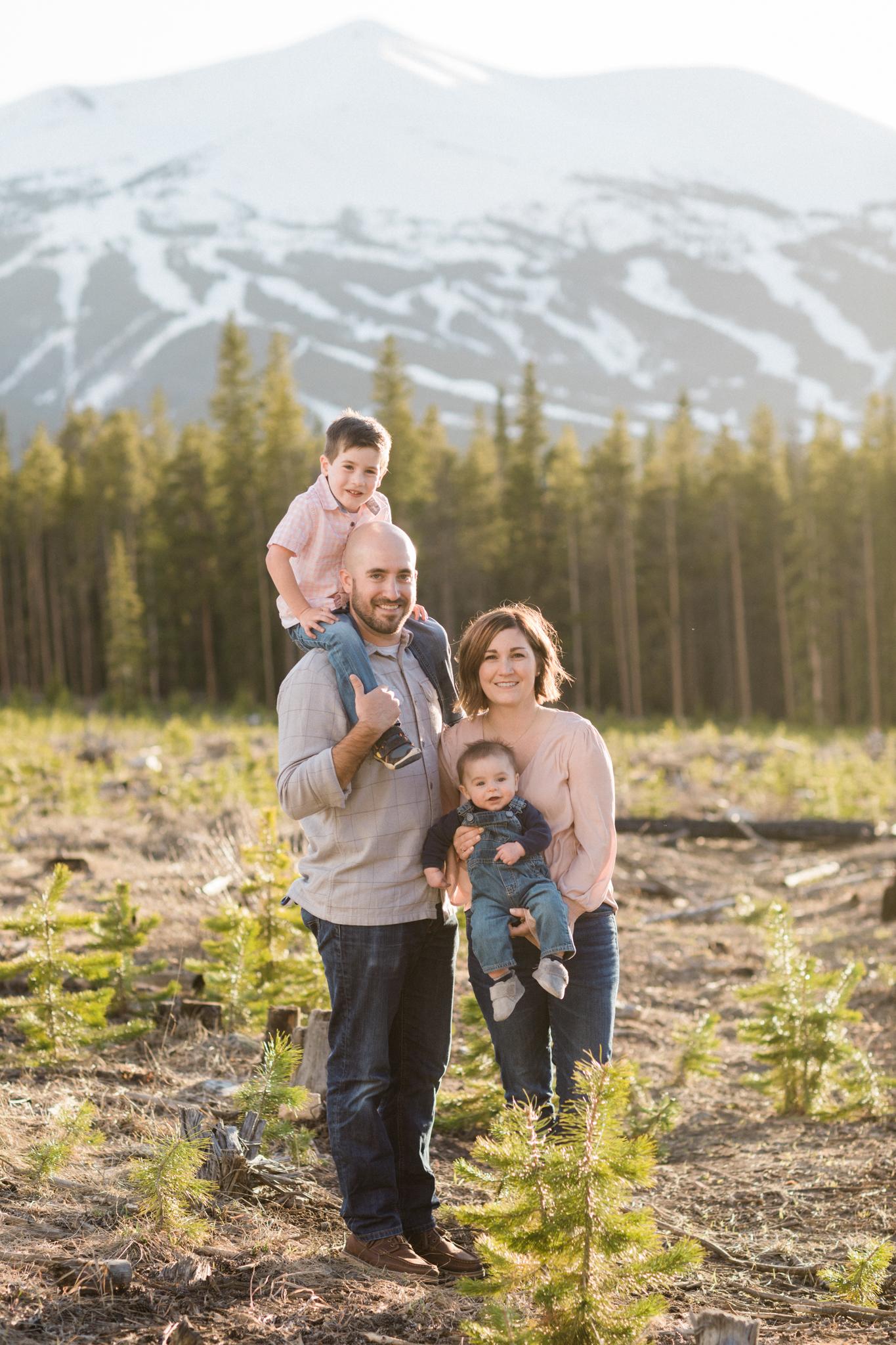 Keller Family Breckenridge, Colorado