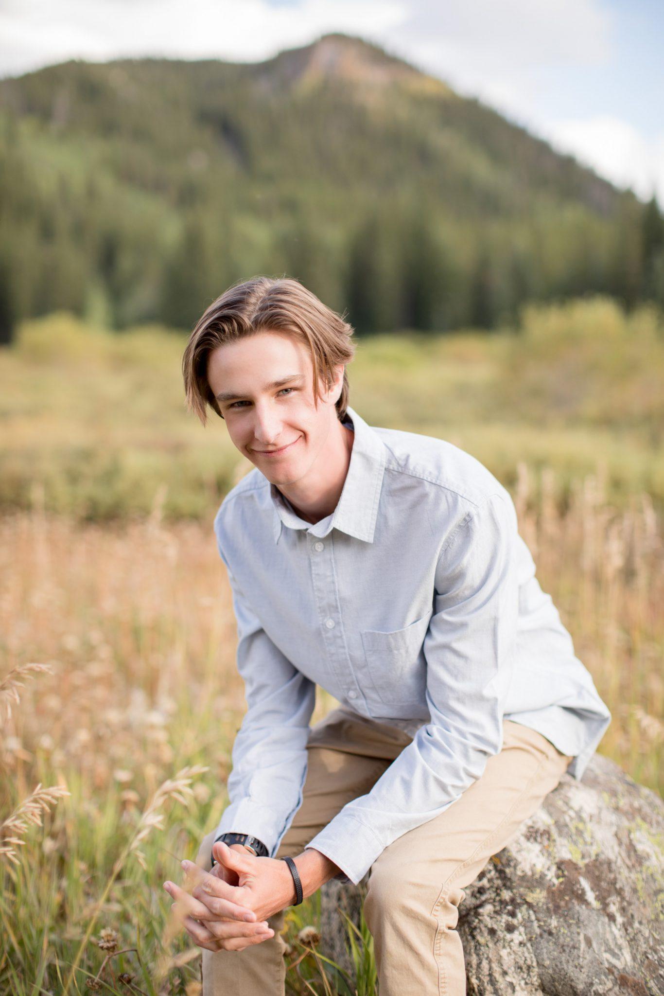 Mike T. Breckenridge, Colorado
