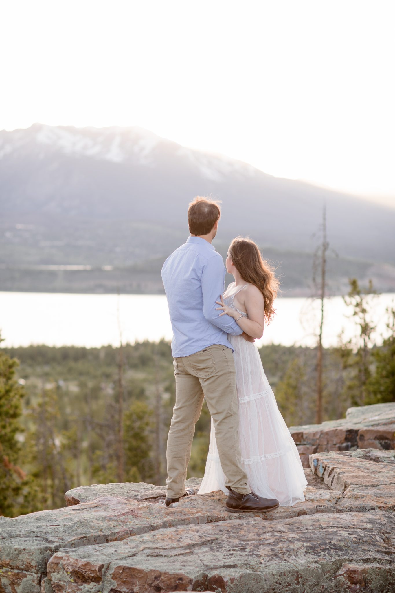 Surprise Proposal in Frisco Colorado
