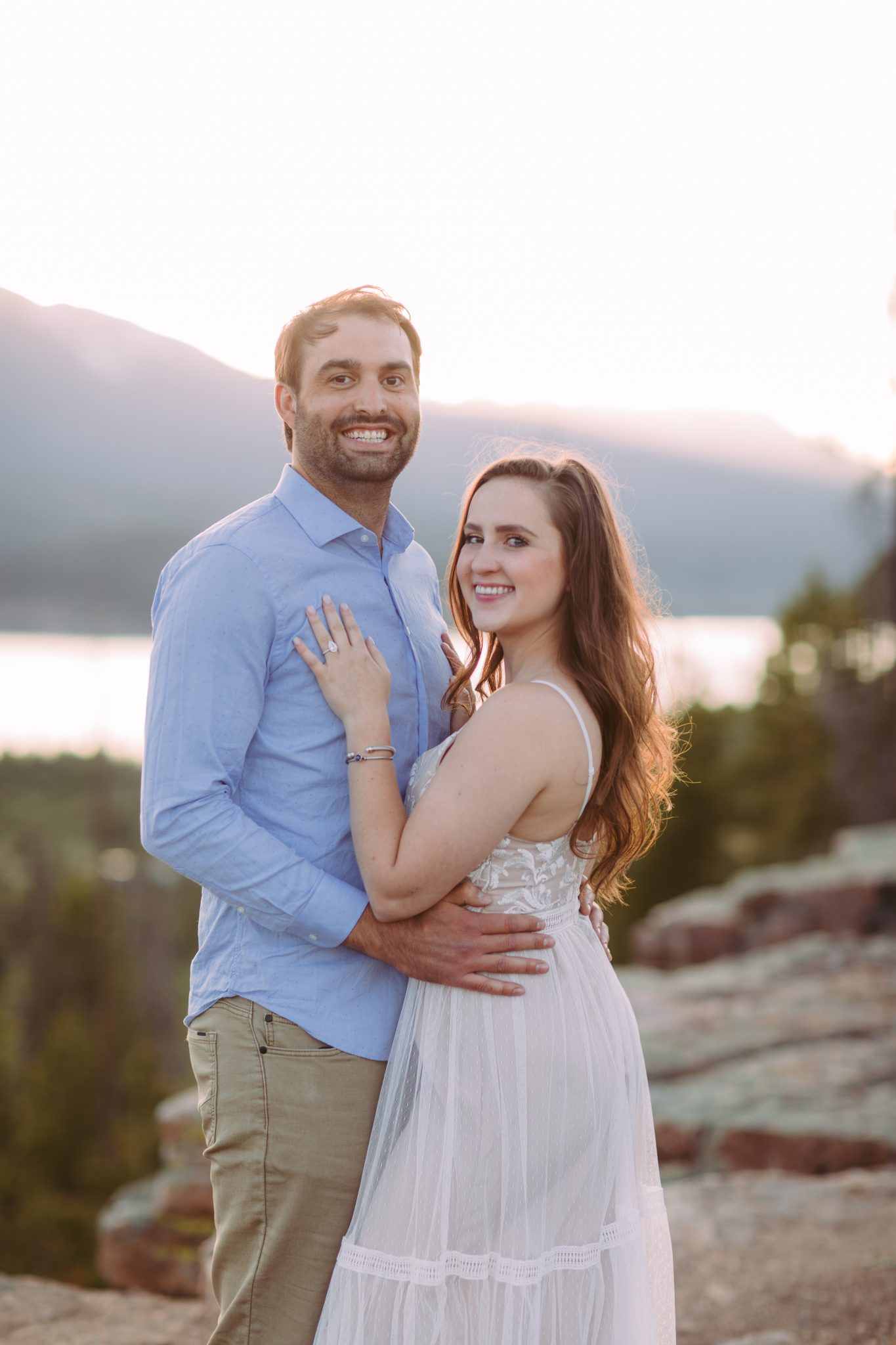 Engagement Session in Breckenridge