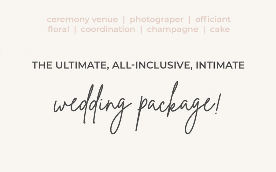 "Say ""I DO"" in Breckenridge this July With an All-Inclusive Wedding Package"
