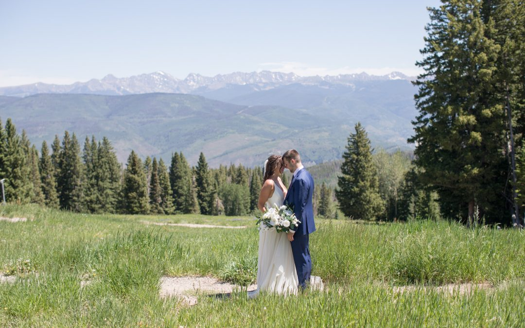 Small, Intimate Wedding – Beaver Creek, Colorado
