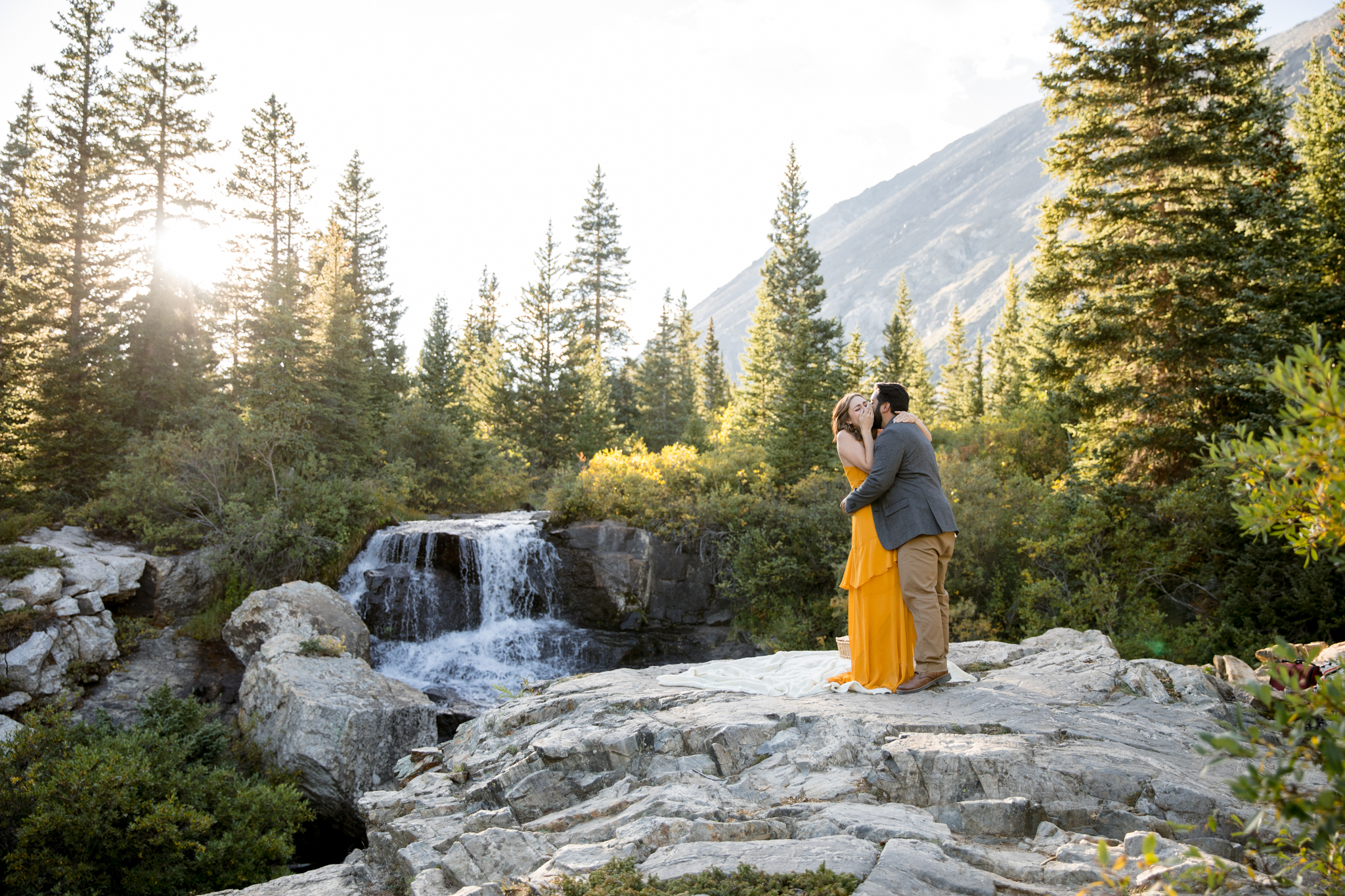 Outdoor Engagement Photographer Colorado