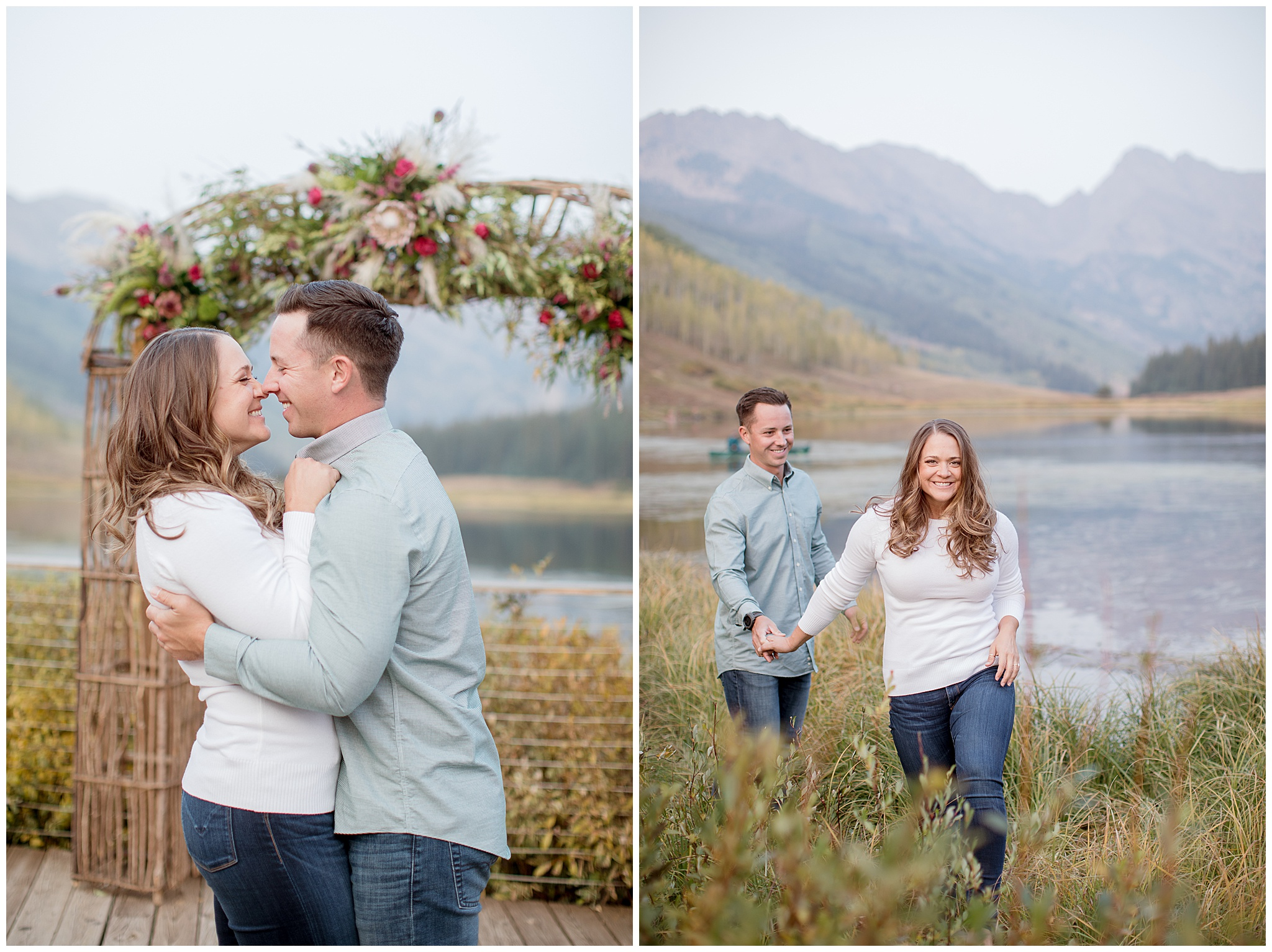 What to wear to my engagement session in Vail, Colorado