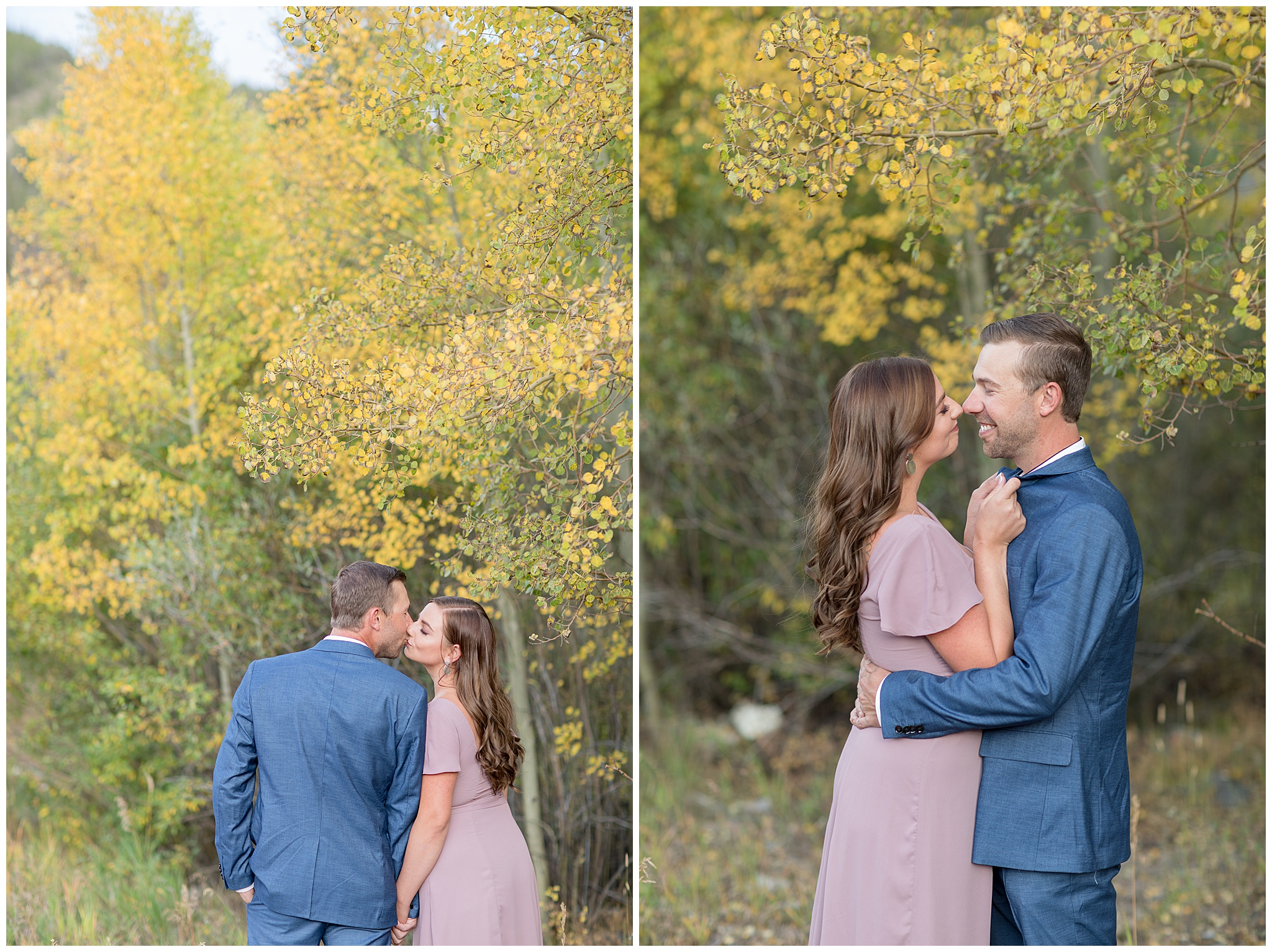 What to wear to my engagement session in Breckenridge Colorado