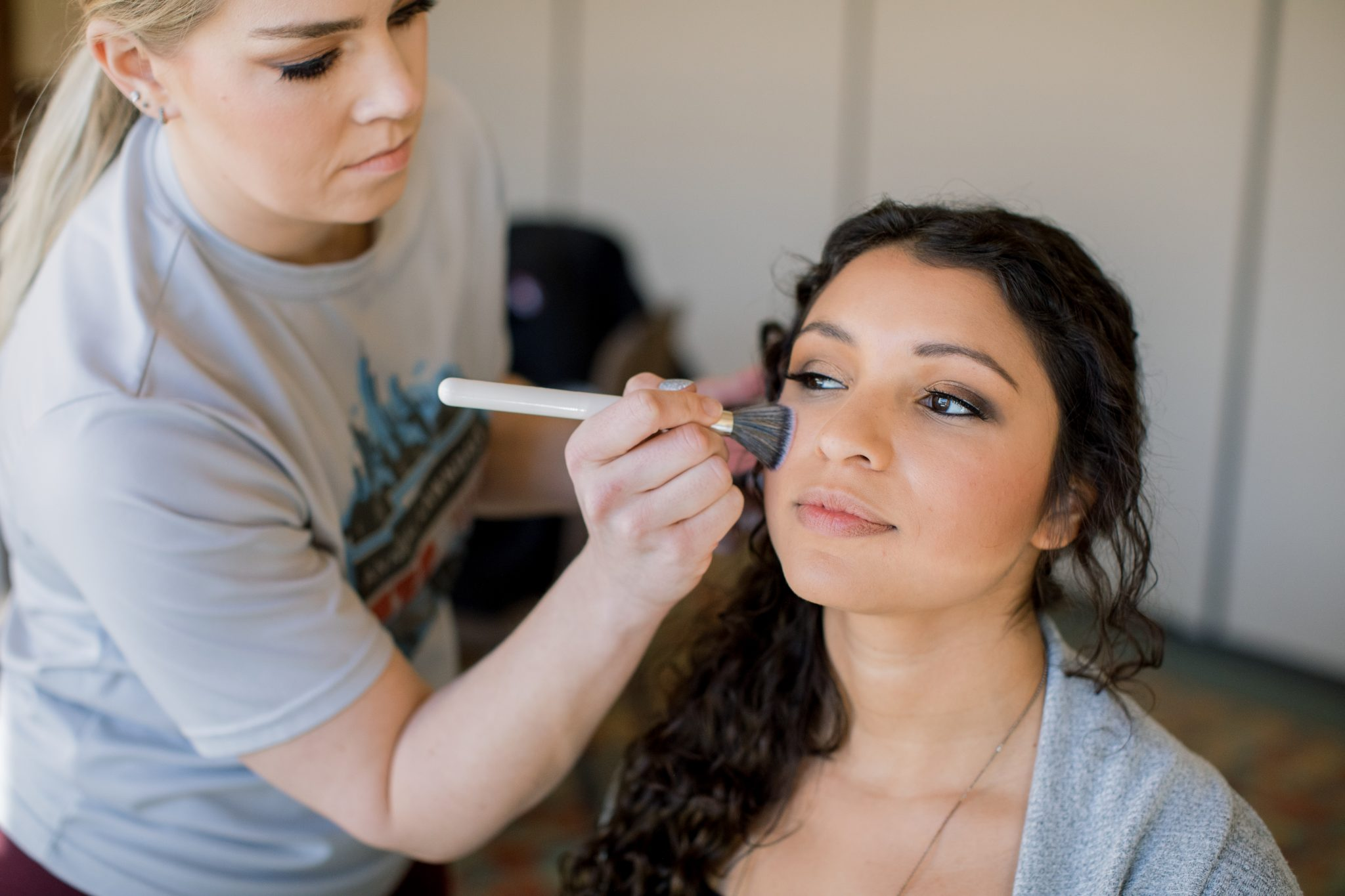 Glamour at Tiffani's Exhale Spa Hair and Makeup Artist