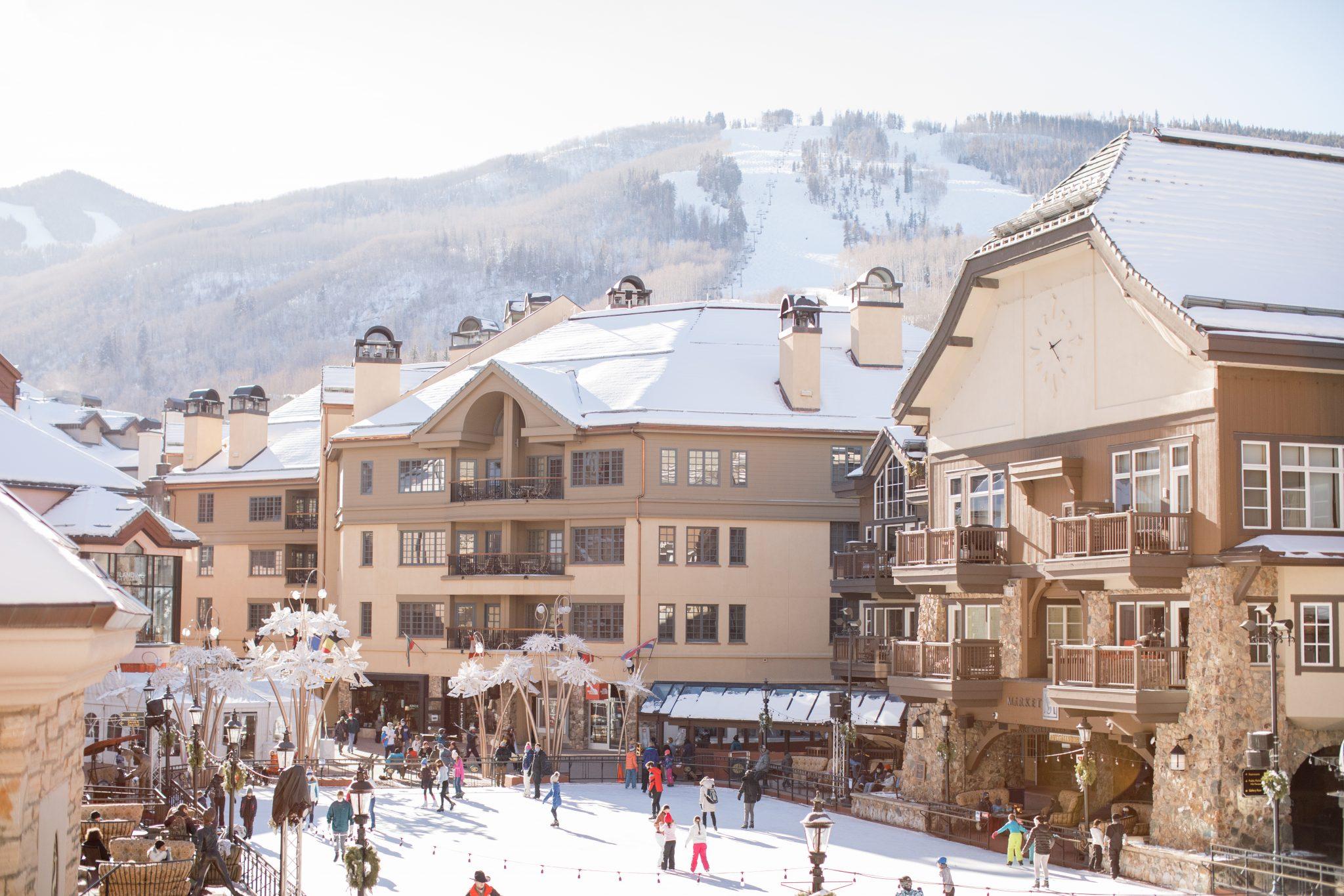 Winter Wedding at Beaver Creek Ski Resort