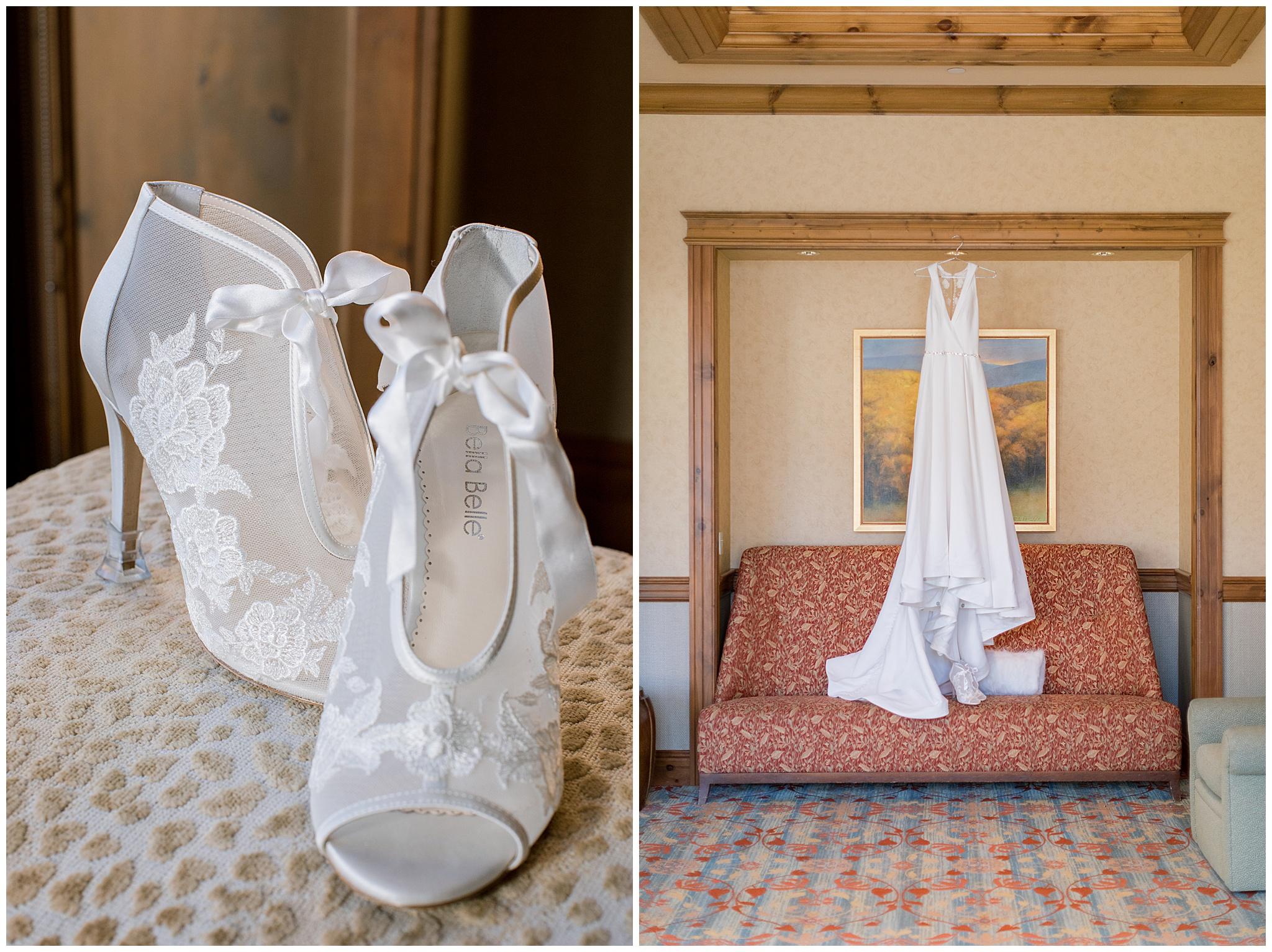 Bella Belle Luxury Wedding Shoes