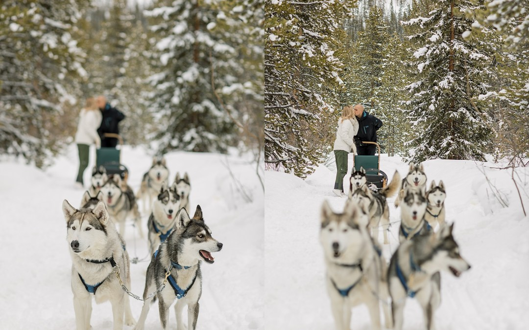 Top five locations in Colorado to propose in the snow