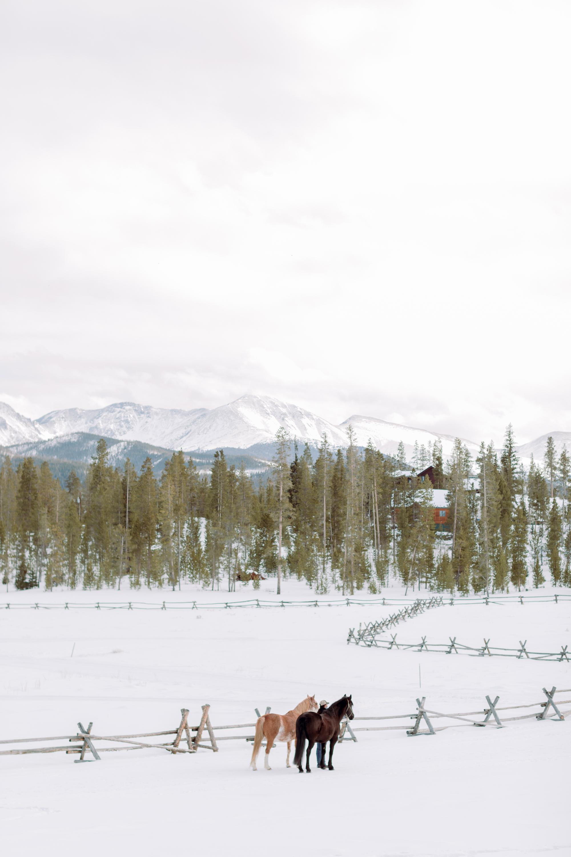 Devil's Thumb Ranch Colorado Wedding Photographer 5