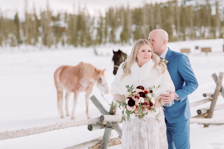 Devil's Thumb Ranch Colorado Wedding Photographer 9