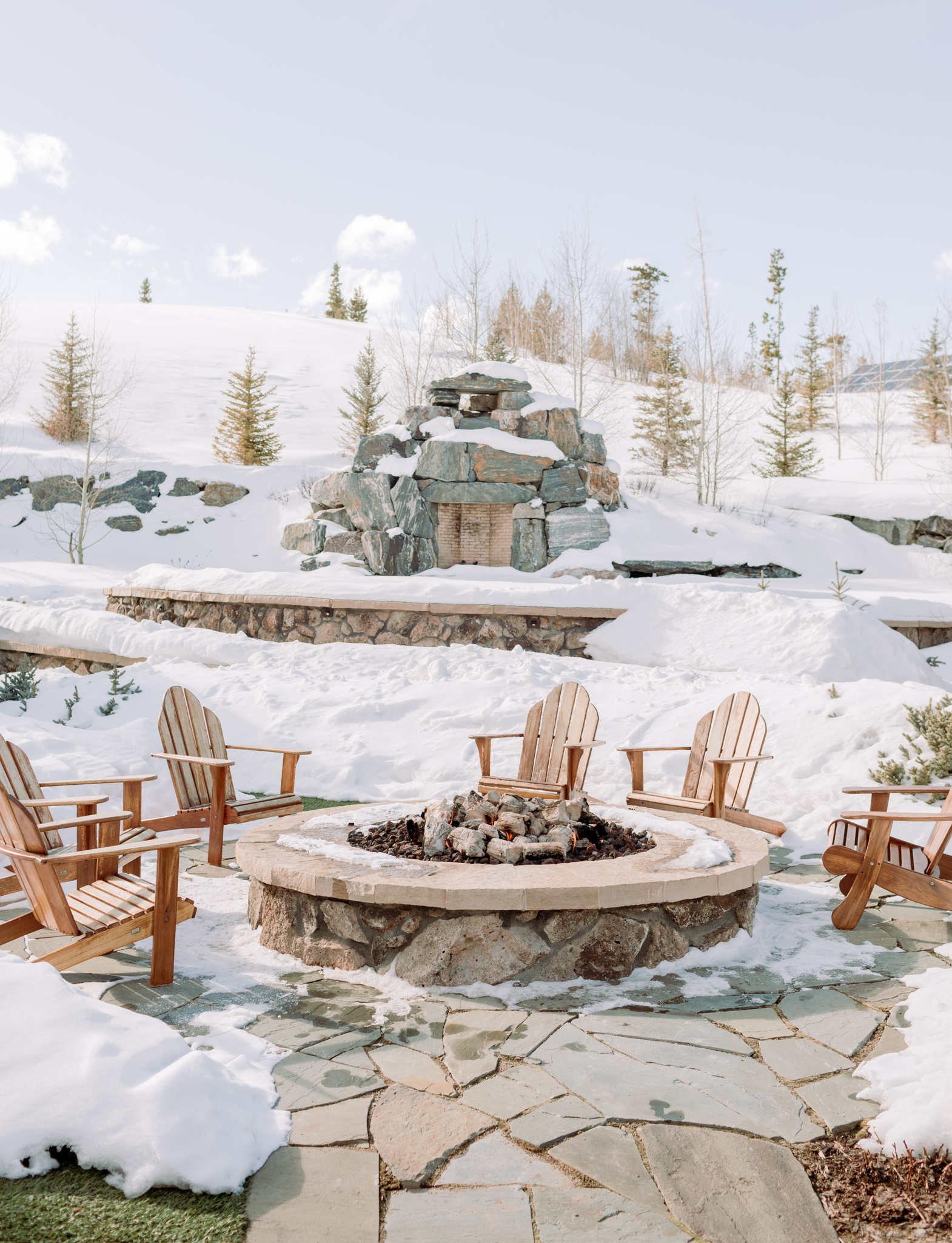 Devils-Thumb-Ranch-Tabernash-Colorado-Winter-Outdoor-Wedding-Fire-Pit