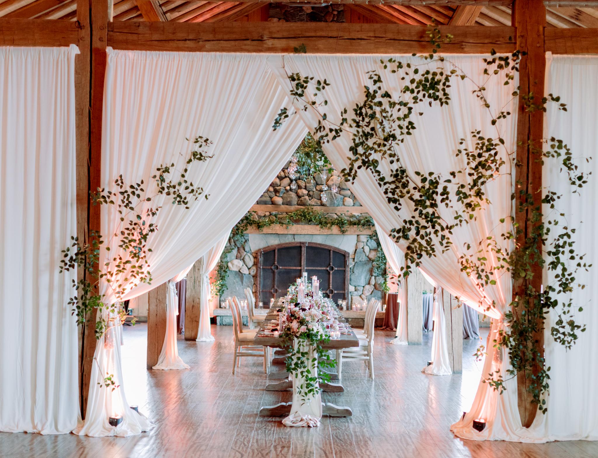 Devils-Thumb-Ranch-Tabernash-Colorado-Winter-Broad-Axe-Barn-Wedding-Reception