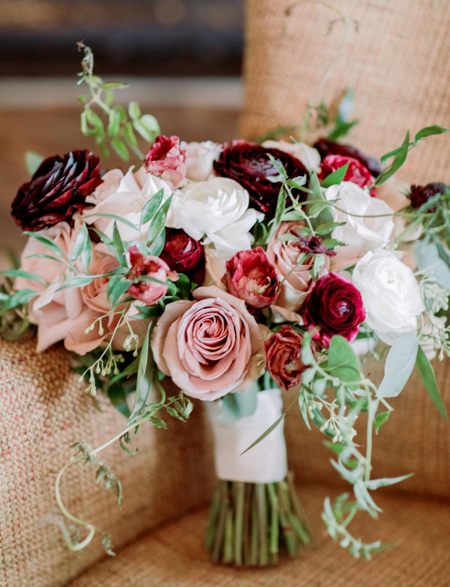 Devils-Thumb-Ranch-Tabernash-Colorado-Winter-Bridal-Bouquet-LaRue-Floral