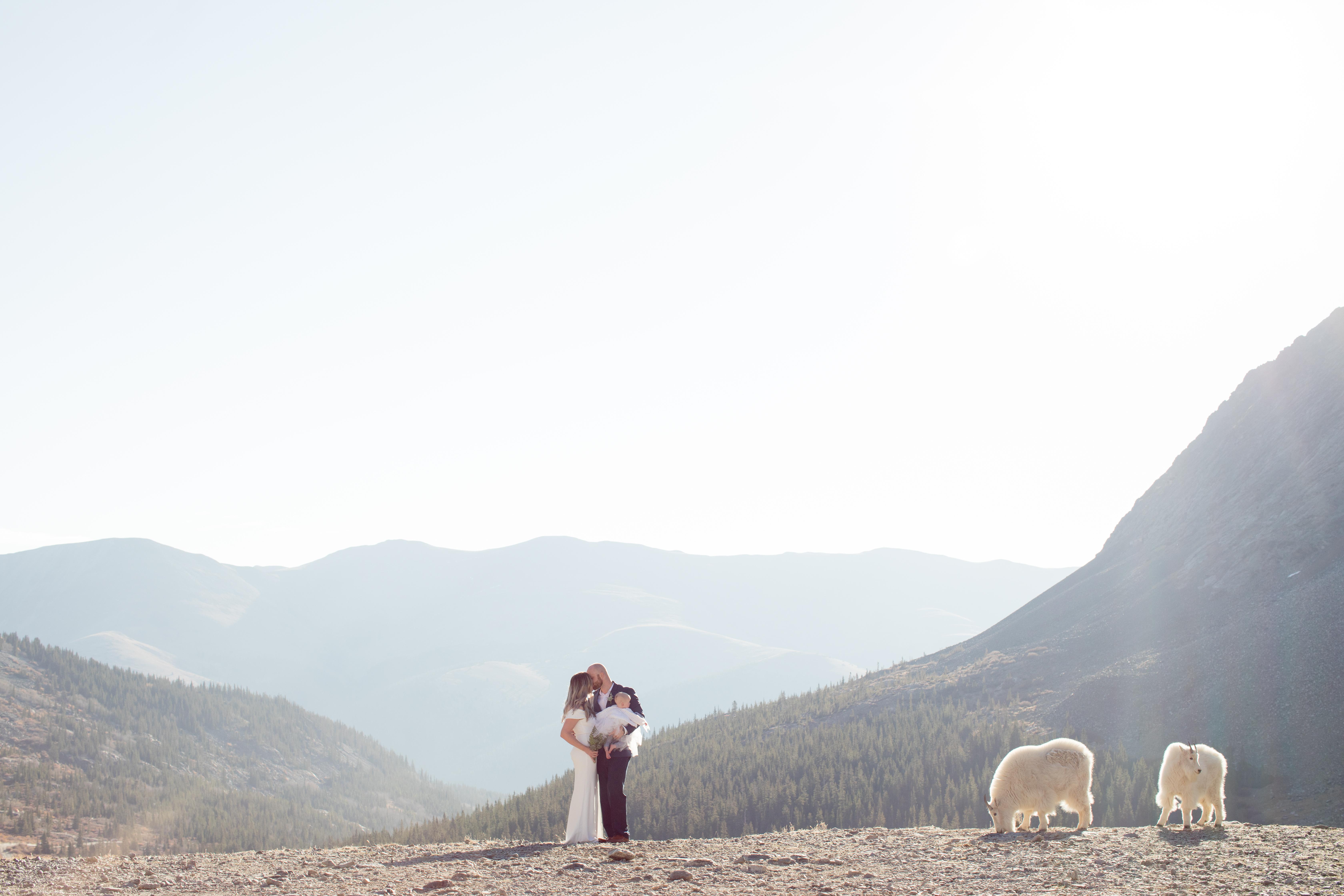 Blue-Lakes-Breckenridge-VRBO-Elopement-Mountain-Goats