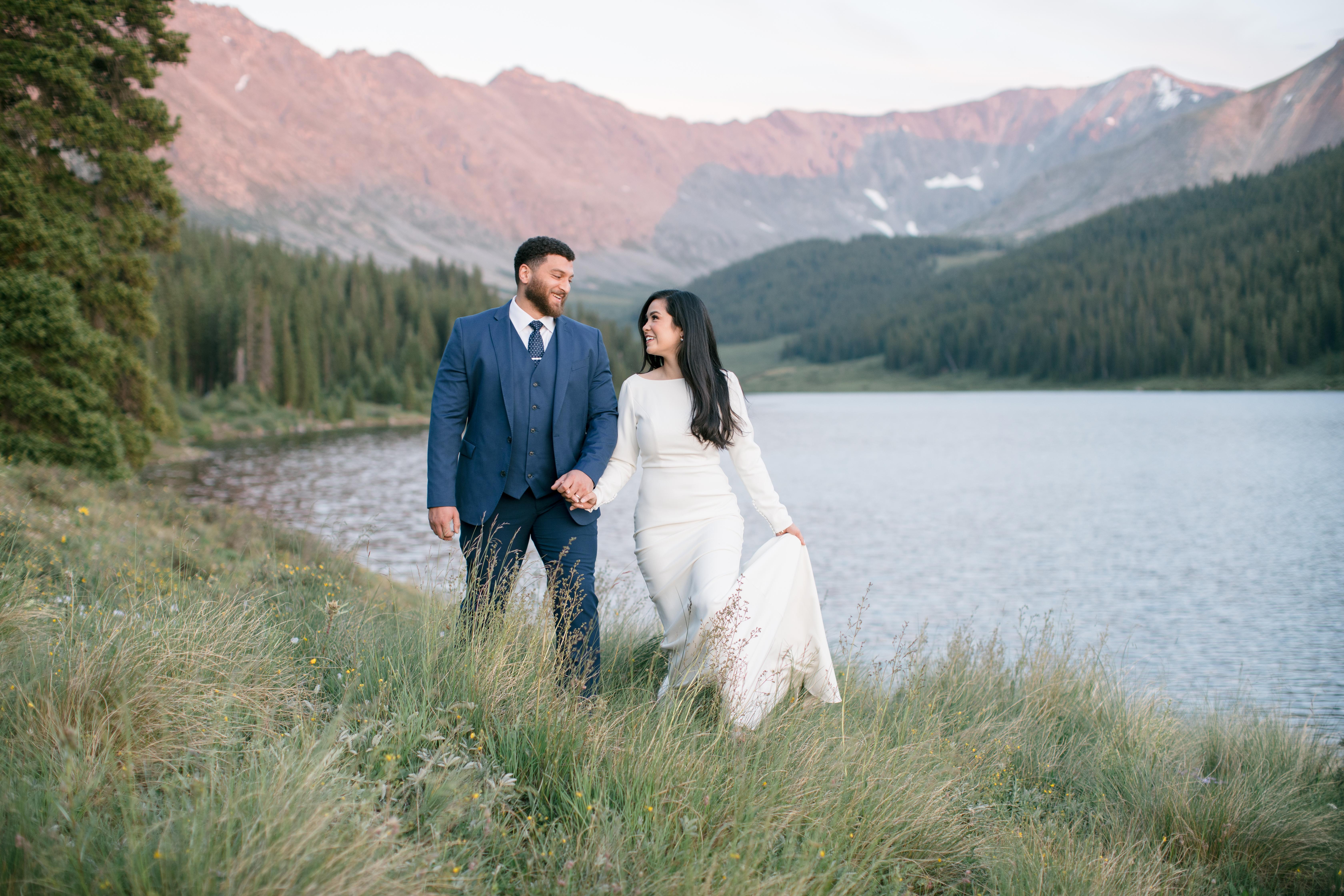 Clinton-Gulch-Reservoir-Breckenridge-Colorado-Elopement