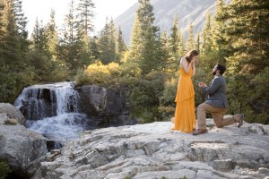 Engagement Photographer Breckenridge