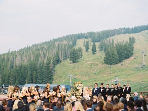 The 10th Vail Mountain Wedding Summer Sydney and Jake