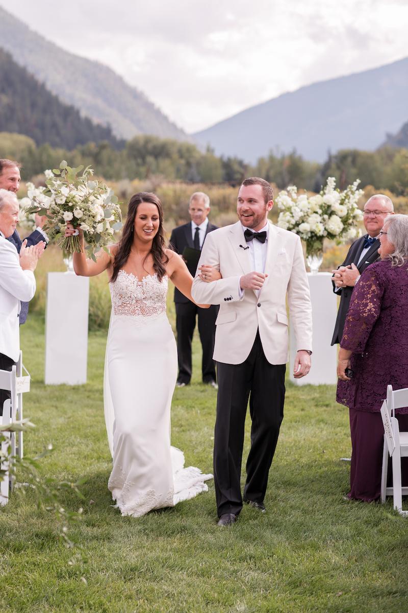 Aspen Meadows Wedding Colorado